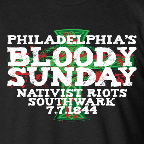 PHILADELPHIA'S BLOODY SUNDAY