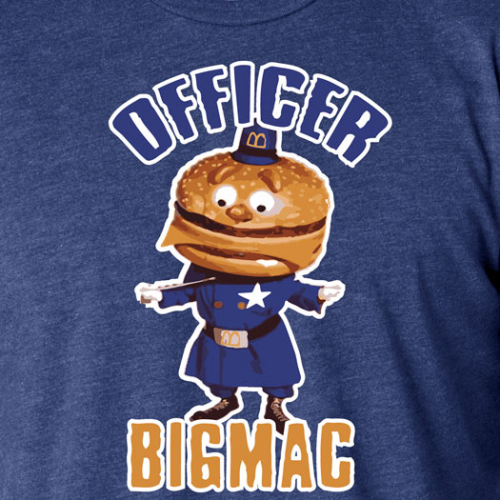 OFFICER BIGMAC